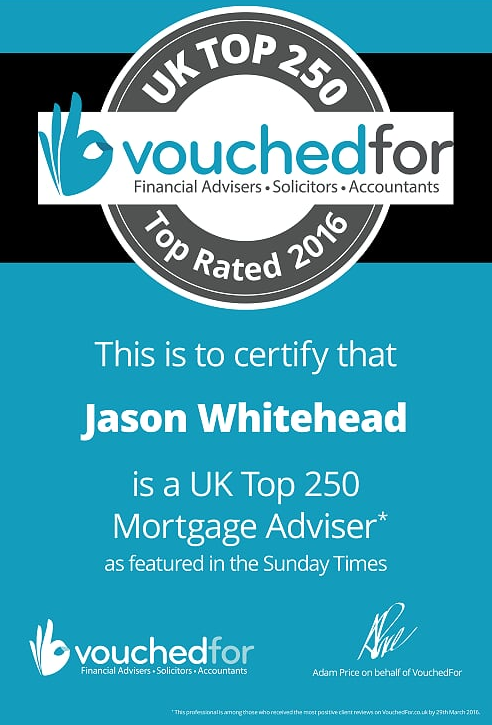 vouched for jason whitehead